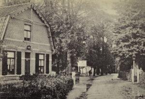 Blaricum 1910 Dorpstraat